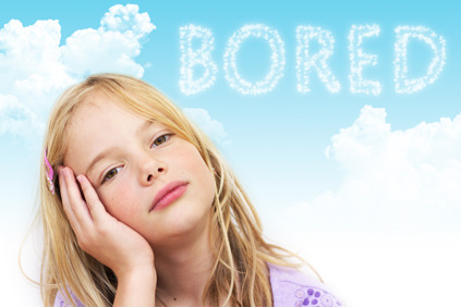 Simple, Fun & Cheap Ways To Perk Up Bored Kids
