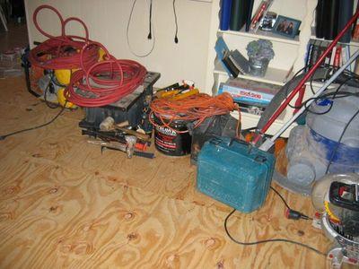 workmens tools