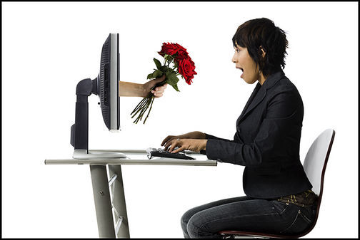 "Does Online Dating Make It Easier to Say ""Next?"""